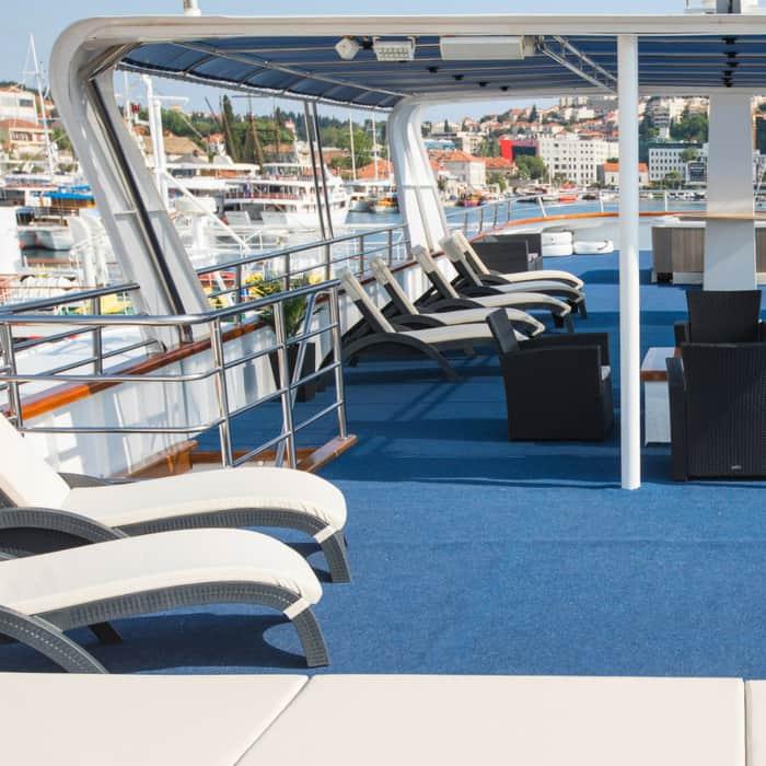 MS Kapetan Bota deck