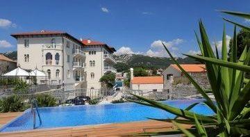 Hotel Arbiana, Rab Island