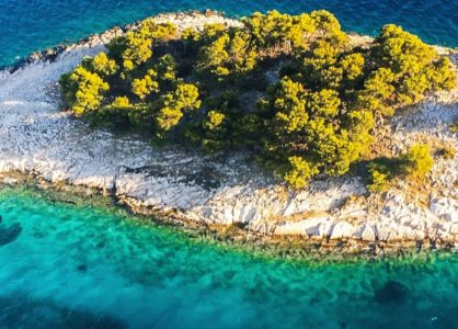 Top Ten Islands in Croatia