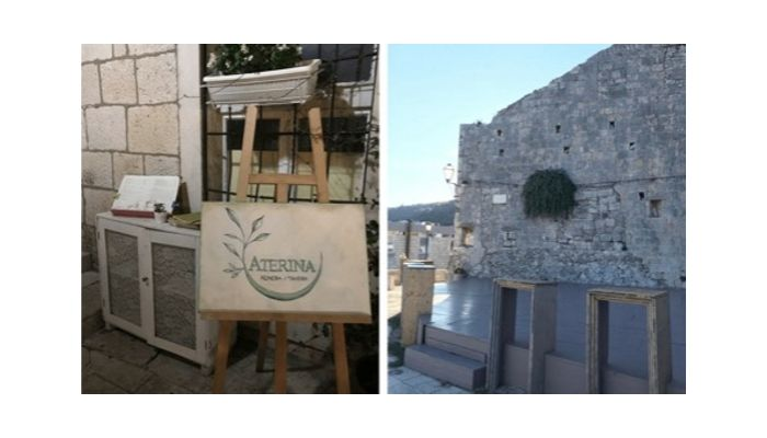 Capers in Korcula
