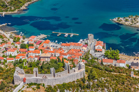 Ston, Croatia Small Ship Cruises