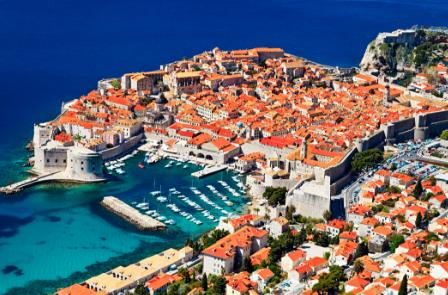 Dubrovnik, Croatia Small Ship Cruises