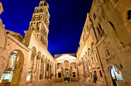 Split, Croatia Small Ship Cruises