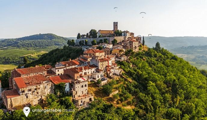 Istria hills