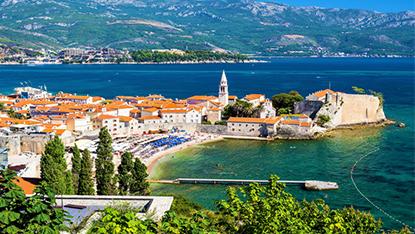 Unforgettable Croatia, Montenegro