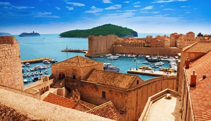 Mount srd Dubrovnik