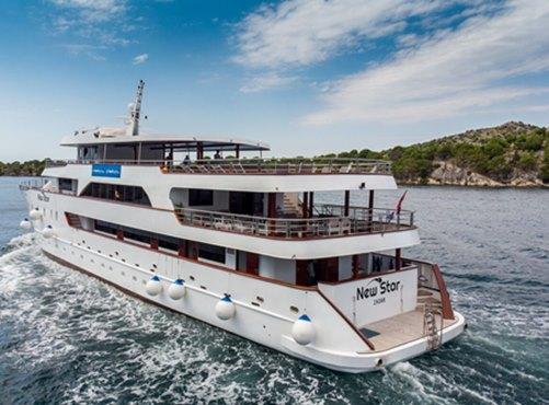 New Star Cruise Ship