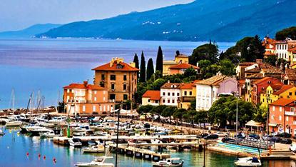 Opatija, Croatia
