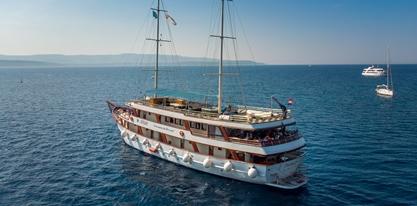Paradis cruise shp Croatia