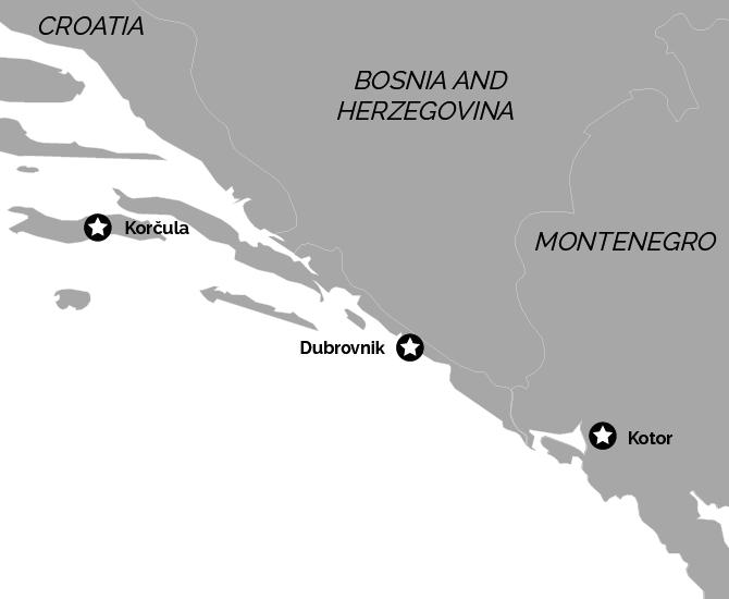 Korcula Dubrovnik 7-Night Holiday
