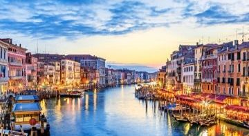 Italy, Venice, Unforgettable Croatia