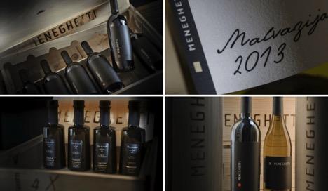 Villa Meneghetti wine