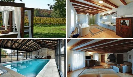 Villa meneghetti facilities