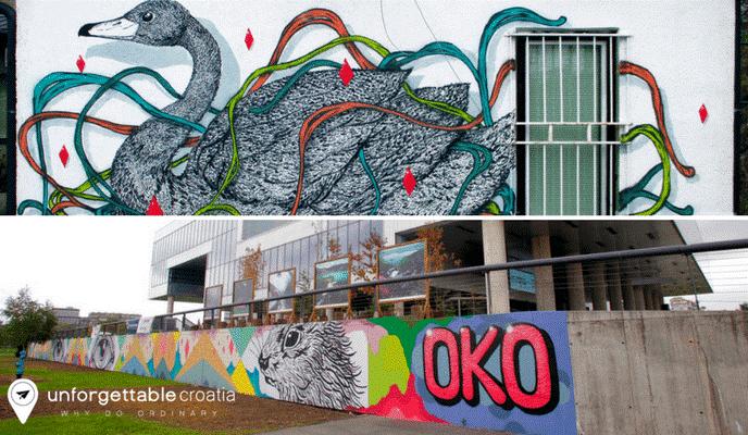 Zagreb Oko art