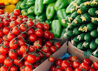 Green market in Croatia