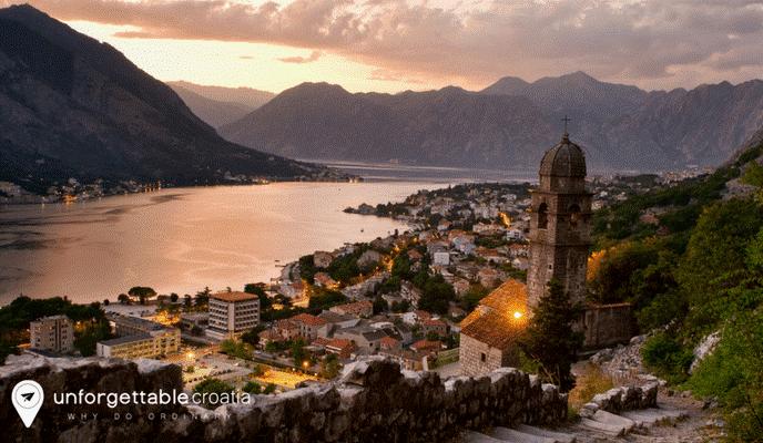 Montenegro, Unforgettable Croatia