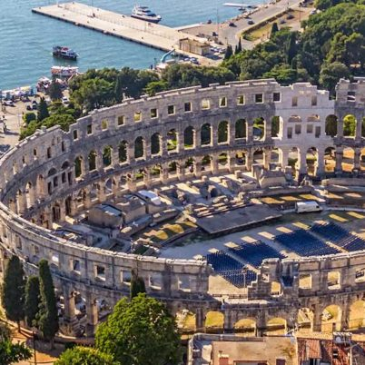 Arena in Pula