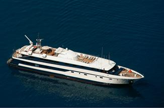 Harmony Cruise ship Greece