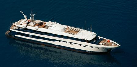 Harmony Cruise ship Croatia