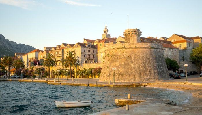 Croatia Cruise, Korcula