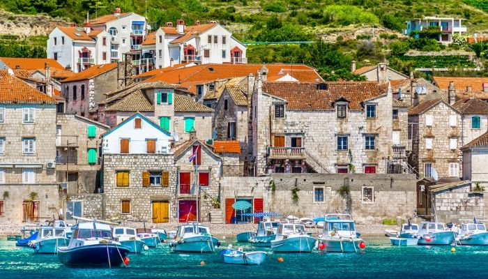 Vis, Cruise Croatia