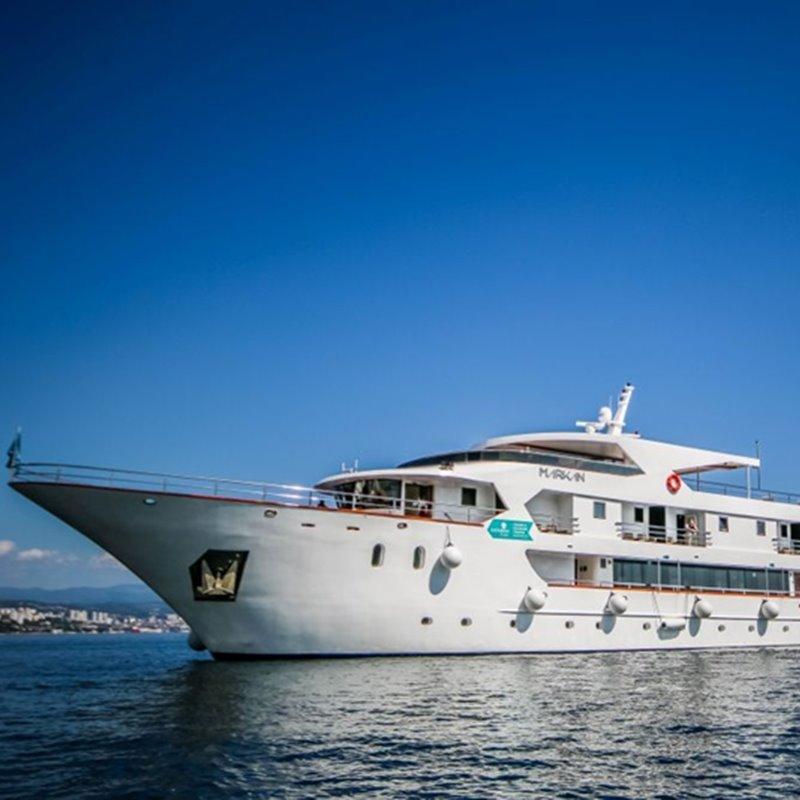 Markan Cruise Ship