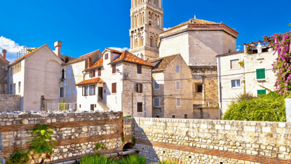 Split square, Croatia, Unforgettable Croatia