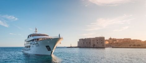 Croatia Deluxe Cruises
