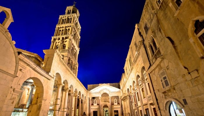 Unforgettable Croatia, Diocletian Palace