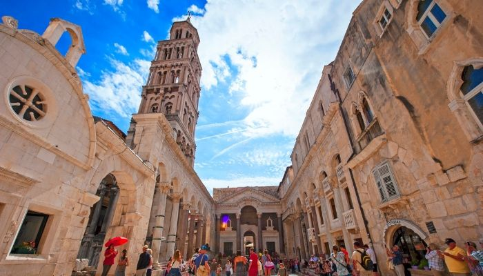 Split, Diocletian's Palace, Unforgettable Croatia