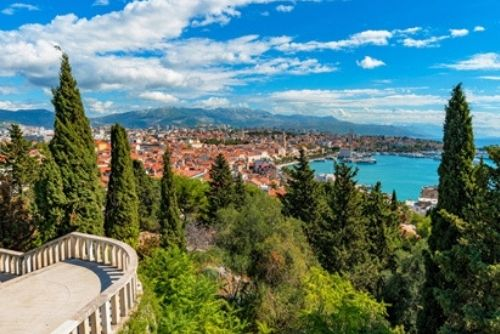 Marjan Hill, Split, Croatia