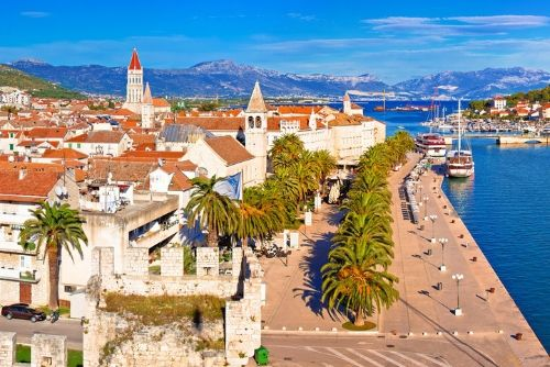 Explore Trogir near Split