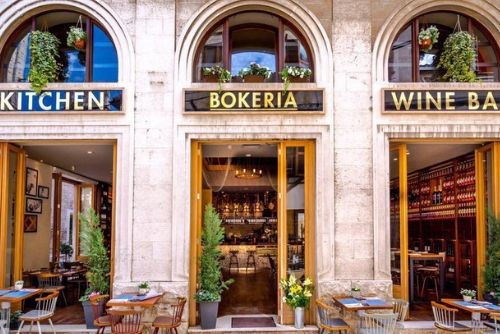 Bokeria Restaurant Split