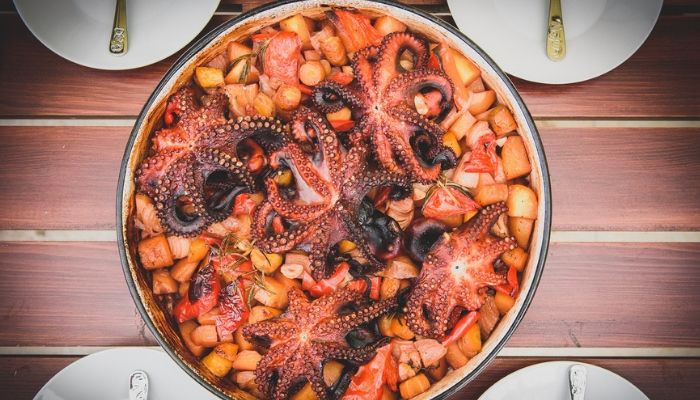 Peka, Croatian meal, Unforgettable Croatia