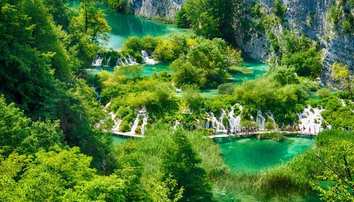 Unforgettable Croatia, Plitvice Lakes