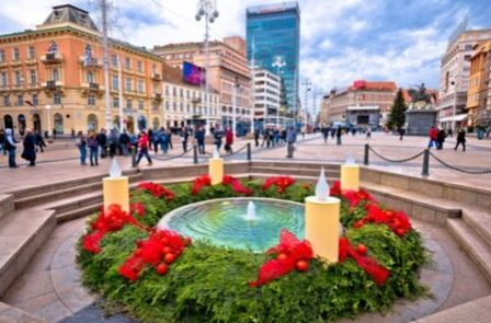 Christmas in Zagreb