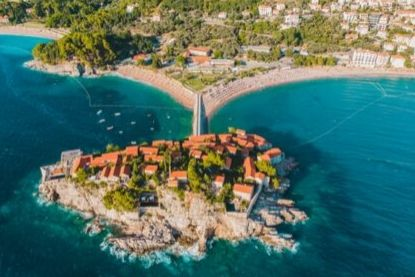 Sveti Stefan, Montenegro, Unforgettable Croatia