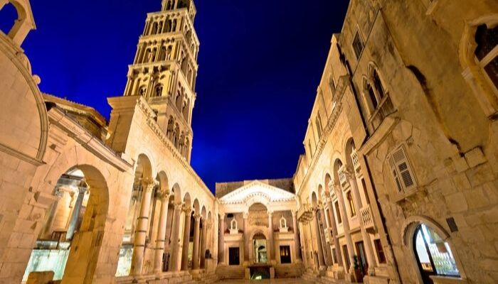 Croatia, Split, Diocletian's Palace, Unforgettable Croatia