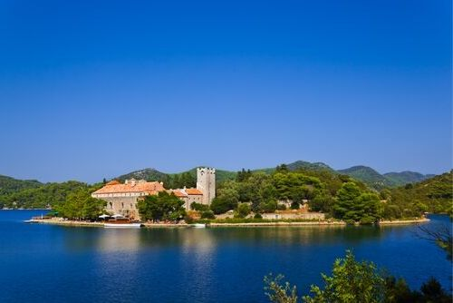 Mljet National Park, Monastery, Croatia, Unforgettable Croatia