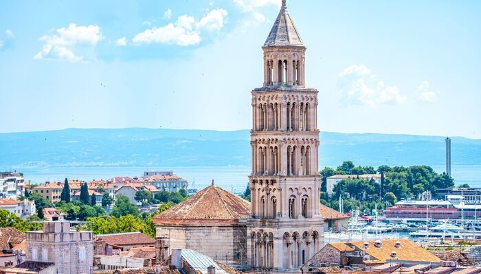 Cathedral of St. Domnius, Bell Tower, Unforgettable Croatia, Split, Croatia