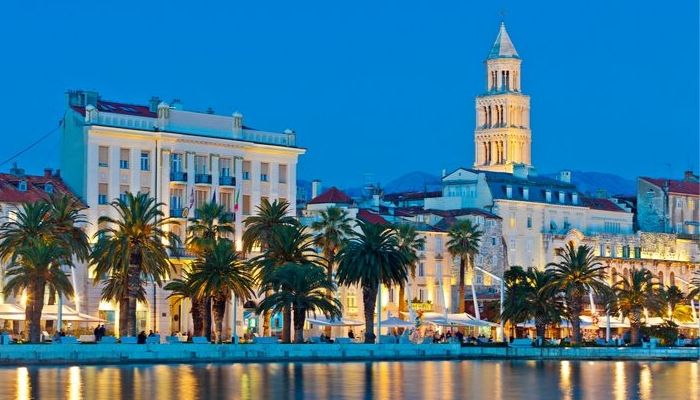Split promenade, Split, Croatia, Unforgettable Croatia