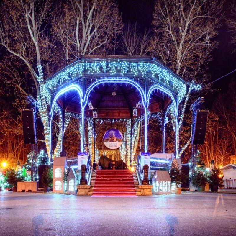 Lake Bled Christmas