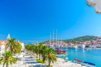 The Promenade in Trogir