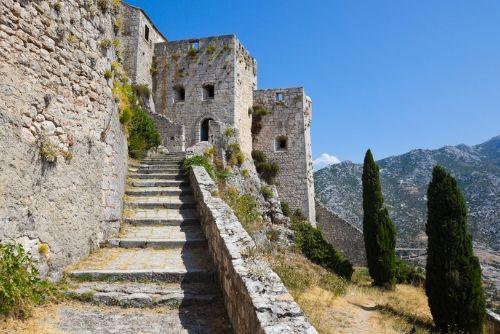 Klis Fortress near Trogir