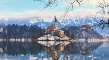 Lake Bled, Christmas