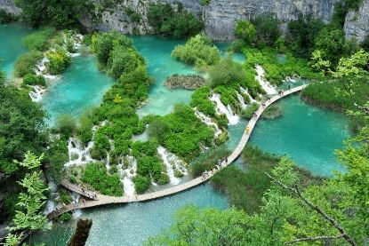 Plitvice Lakes, Croatia, Unforgettable Croatia
