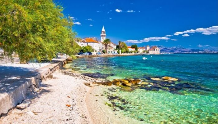 Split beach, Croatia, Split, Unforgettable Croatia