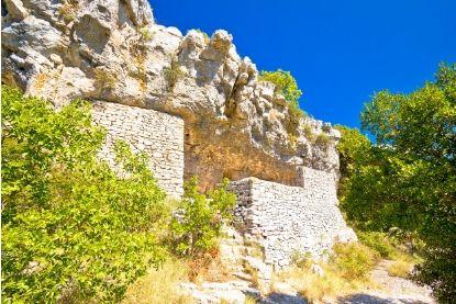 Tito's Cave, Vis, Croatia
