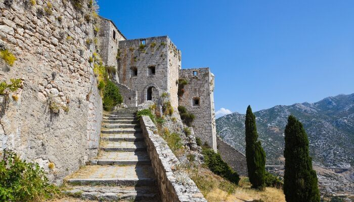 Klis, Fortress, Croatia, Split, Unforgettable Croatia