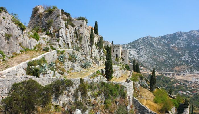 Croatia, Klis, Fortress, Unforgettable Croatia, Split